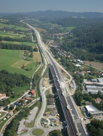 A1 West Autobahn - Anschlussstelle Altlengbach